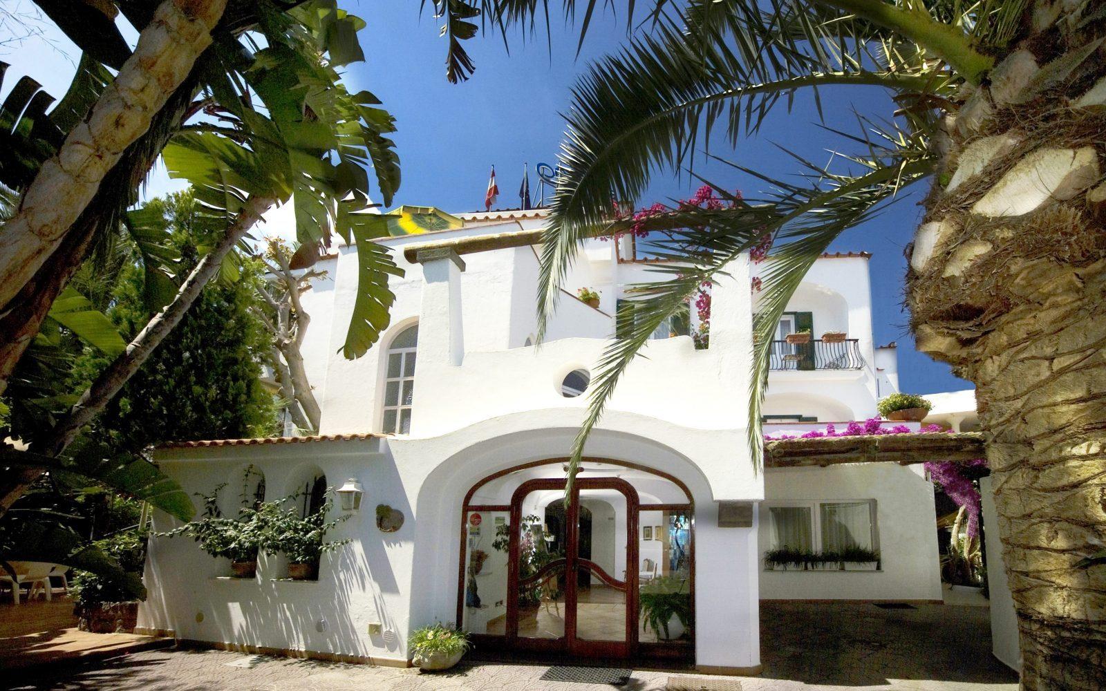 hotel villa angelica ischia lacco ameno terme