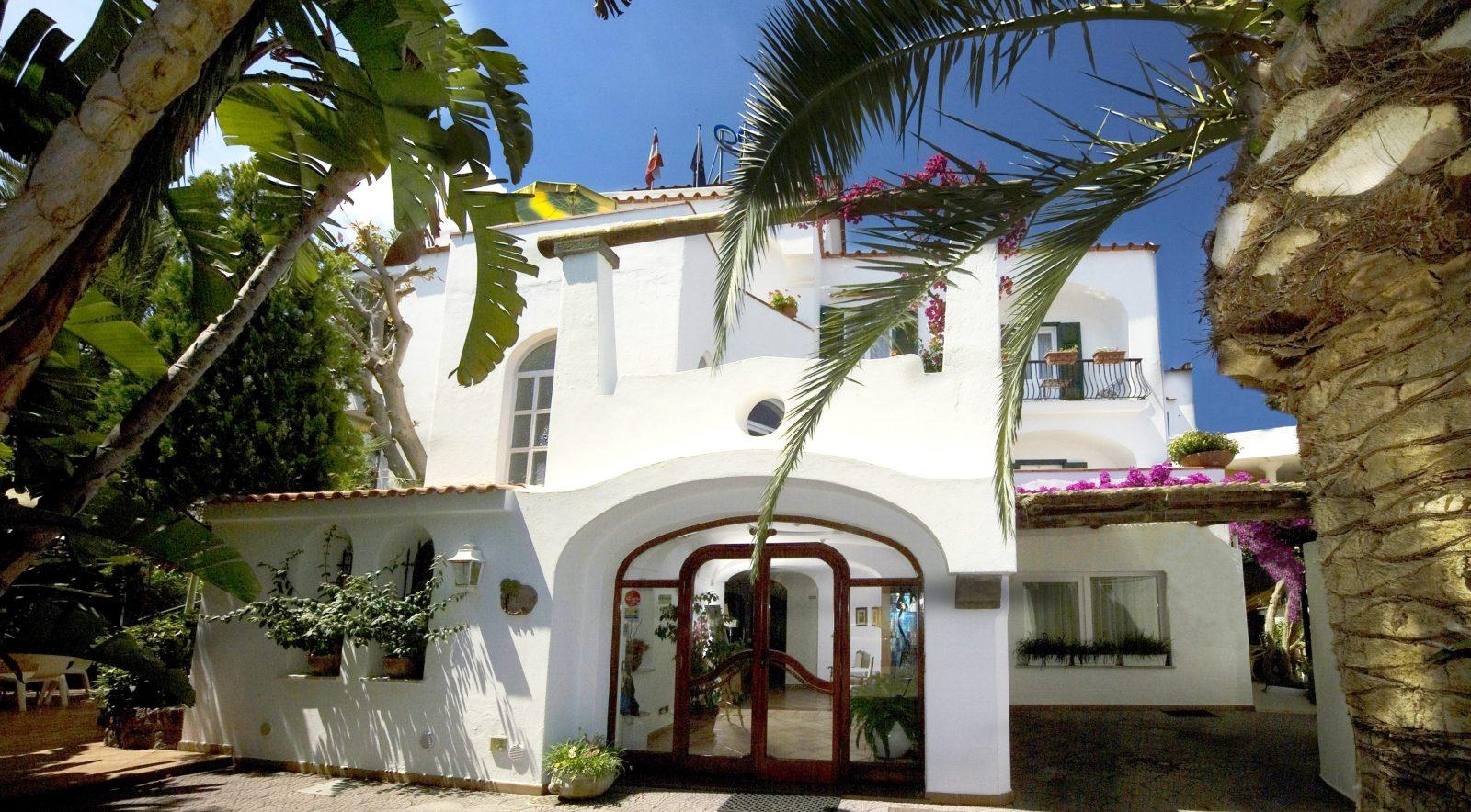 hotel villa angelica lacco amento ischia terme